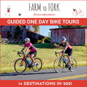 2021 Guided One Day Bike Tours