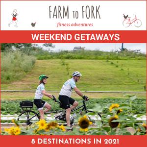 2021 Weekend Getaways