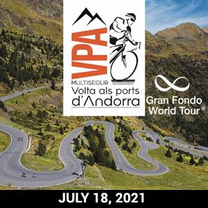 Volta als Ports d'Andorra, August 8th 2021 - REGISTER NOW!