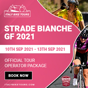 Strade Bianche Gran Fondo with Italy Bike Tours - Sept 10-13 - LIMITED PLACES!